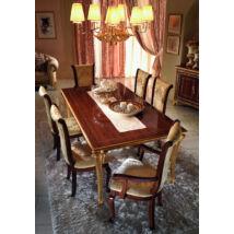 AC Giotto Day étkezőasztal 2 kihúzható elemmel (+2x 50 cm hosszabbítható)