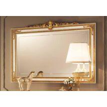 AC Leonardo nagy tükör, díszkoronával
