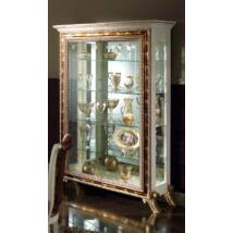 AC Raffaello Day 2-ajtós vitrines szekrény
