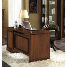 Nostalgia íróasztal (dió)
