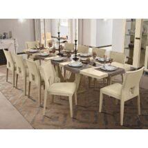Ambra Day Étkezőasztal 200x102,5 cm (+50 cm hosszabbítható)