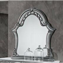 DI Lara díszes tükör - ezüst