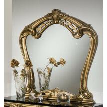 Díszes tükör - arany