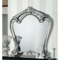 DI Lucy díszes tükör - ezüst