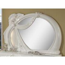 H2 Gina Széles tükör - fehér