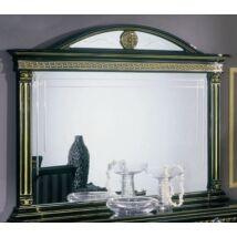 H2 Rossella Day Széles tükör - fekete-arany
