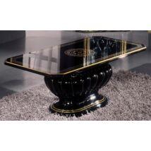 H2 Rossella Day Dohányzóasztal - fekete-arany