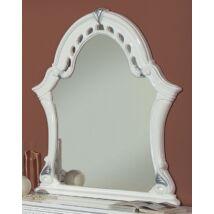 H2 Stella Tükör - fehér-ezüst