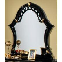 H2 Stella tükör - fekete-arany