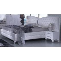 Antalia ágykeret 160 - fehér