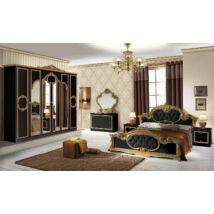 Barocco - fekete-arany