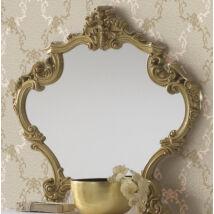 Barocco tükör - fekete-arany