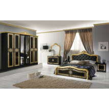 Luisa - fekete-arany