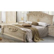 Roma ágykeret 160 - bézs