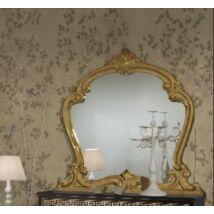 Vilma tükör - fekete-arany