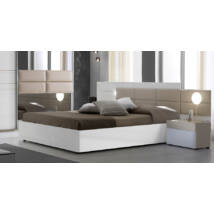 Tijana ágykeret 160 - fehér-bézs
