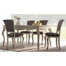 Étkezőasztal 161x101 cm (+2x39 cm hosszabbítható)