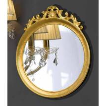 Giochi di Luce díszes, kör alakú tükör