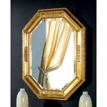 Díszes nyolcszögletű tükör