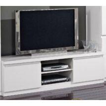 LM Roma Cromo Day TV tartó komód - 150 cm, fehér
