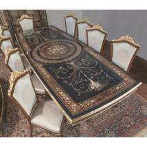 Morino Fix lapos tömörfa asztal