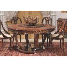 Morino Intarziás kerek étkezőasztal