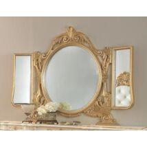 PI Barocco díszes tükör állítható oldalsó szárnyakkal