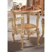 PI Regina Kerek kisasztal