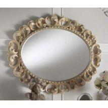 Corona Reale Díszes ovális tükör