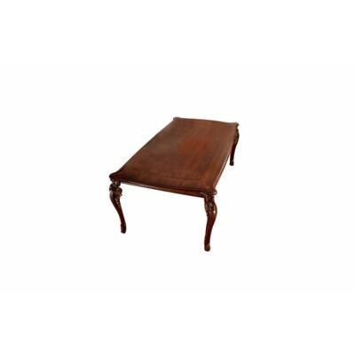 Étkezőasztal 1 kihúzható elemmel (+50 cm hosszabbítható)