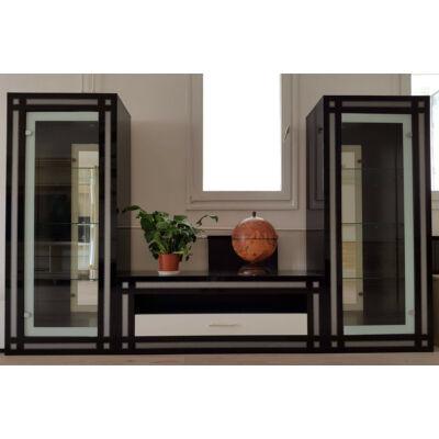 Perla nappali összeállítás fekete
