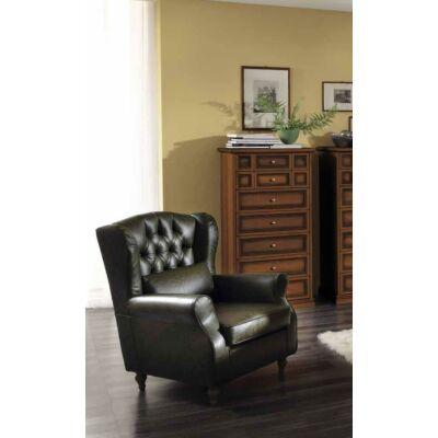 Home Office fotel - műbőrrel