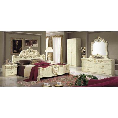 Barocco olasz klasszikus hálószoba garnitúra