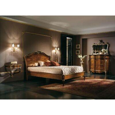 Luigi XXI olasz klasszikus hálószoba garnitúra