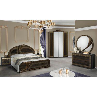 H2 Loren olasz klasszikus hálószoba garnitúra