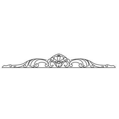 Barocco koronadísz