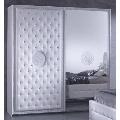 Antalia szekrény 2 tolóajtós 220 cm