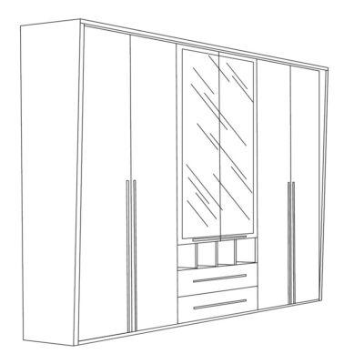 Eden szekrény 6a