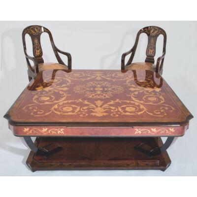 Nappali/tárgyalóasztal