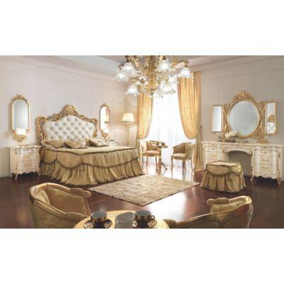 PI Barocco olasz klasszikus hálószoba garnitúra