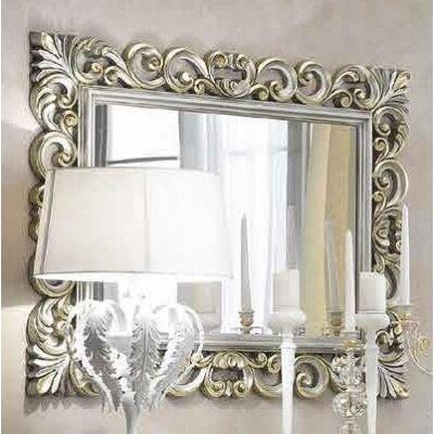 Alba tükör arany és ezüst kerettel