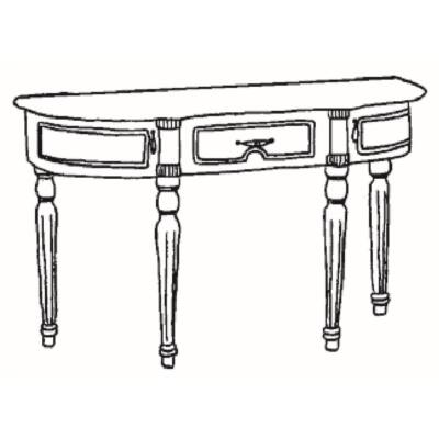 Pipereasztal - dió
