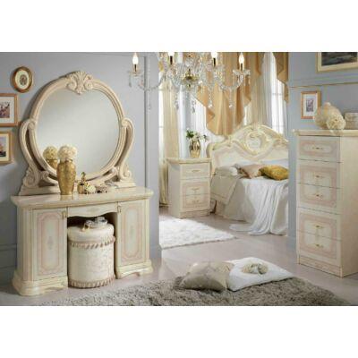 Amalfi olasz klasszikus hálószoba garnitúra