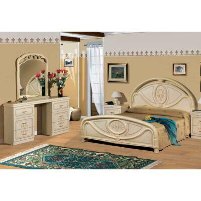 Florence olasz klasszikus hálószoba garnitúra