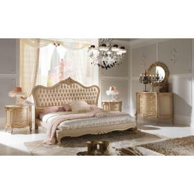 Corona Reale olasz klasszikus hálószoba garnitúra