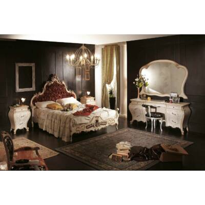 Paradise olasz klasszikus hálószoba garnitúra