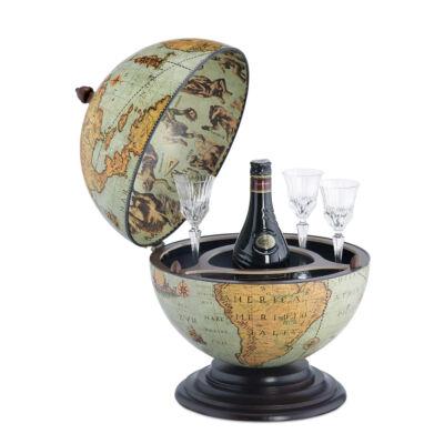 Asztali italtartó földgömb - Alfeo
